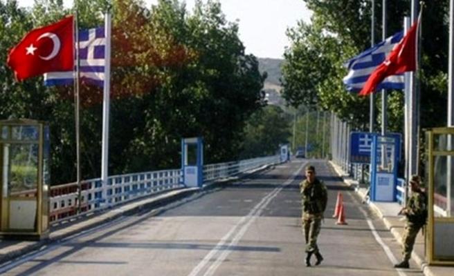 Yunanistan, Türkiye ile hudut kapılarını 1 Temmuz'dan itibaren açıyor