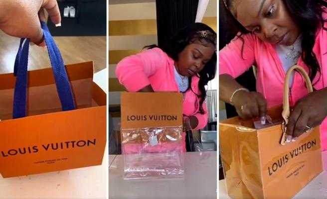 Yüz Binlerce Dolar Vermek Yerine Kendinize Basit Bir Şekilde Louis Vuitton Çanta Yapabilirsiniz