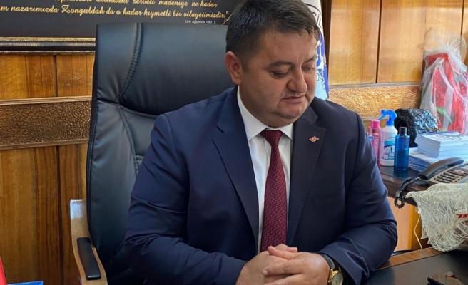 Zonguldak GMİS Başkanı Hakan Yeşil: