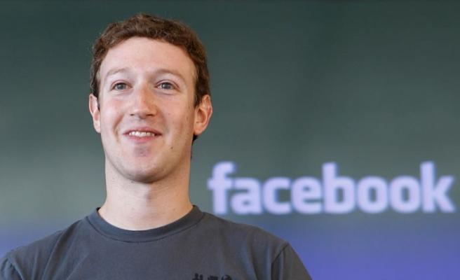 Zuckerberg'e