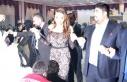 Sanatçı Ebru Yaşar kayınbiraderinin düğününde...