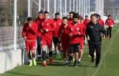 Sivasspor, Konyaspor maçı hazırlıklarına başladı