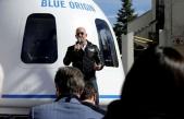 Blue Origin'den gelecek uzay uçuşları için yaklaşık 100 milyon dolar değerinde bilet satışı