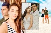 Cansel Elçin - Zeynep Tuğçe Bayat çiftinden sürpriz haber