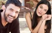 Engin Akyürek ve Pınar Deniz aşk yaşıyor