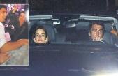 İbrahim Kutluay ve Edvina Sponza felekten bir gece çaldı