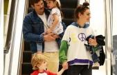 Mila Kunis ve Ashton Kutcher kişisel hijyenleriyle...