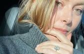 Sharapova'ya servet değerinde nişan yüzüğü:...