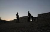 Terör örgütü PKK/YPG ile ÖSO arasında çatışma