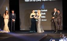Setenay Cankat'a Ödül...