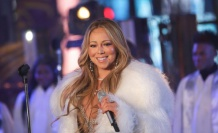 Mariah Carey Suudi Arabistan'da konser verdi