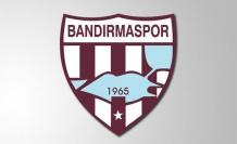 Bandırmaspor'un tribün geliri deprem bölgesine gidecek