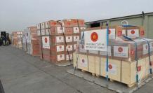 Çeşitli Sağlık Malzemeleri Gönderildi: İtalya ve İspanya İçin Hazırlanan Yardım Uçağı Ankara'dan Havalandı
