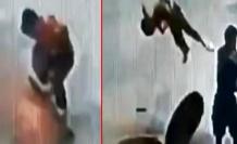 Çin'de rögar kapağına maytap atan çocuk ölümden döndü