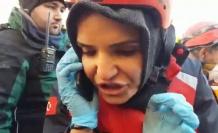 Elazığ'da Yaşanan Deprem Sonrasında Kurtarma Faaliyetleri Sırasında Enkaz Altında Kalan Vatandaşla Yapılan Telefon Görüşmesi!