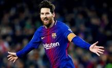 Lionel Messi, Barcelona'da kaldı