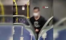 Metrobüste Taciz: Cinsel Organını Karşısında Oturan Kadına Gösterdi İddiası