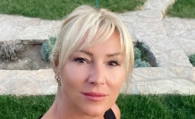 Pınar Altuğ'nun yangın isyanı