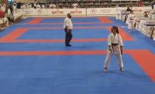 Şanlıurfa Türkiye Karate Şampiyonası'na ev sahipliği yapıyor