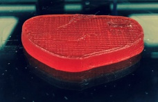3D printer ile biftek üretildi!