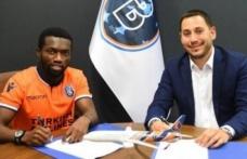 Başakşehir, yeni transferine kavuştu!