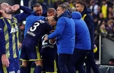Fenerbahçe farklı kazandı! Maç sonucu: Fenerbahçe 5 - 2 Gençlerbirliği
