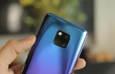 Huawei Mate 30'dan yeni ipuçları