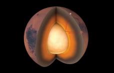 Mars'ın içinde ne var?