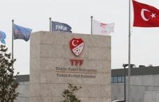 TFF, futbol statü ve talimatında değişiklik yaptı