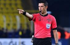 Trabzonspor - Galatasaray karşılaşmasını Ali Palabıyık yönetecek
