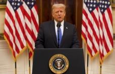 Trump'tan Veda Konuşması: 'On Yıllardır Yeni Savaşlar Başlatmayan İlk Başkan Olmaktan Gurur Duyuyorum'