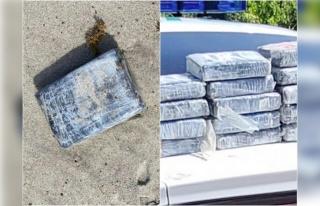 1,2 Milyon Dolarlık Kokain ABD Uzay Kuvvetleri Üssü...