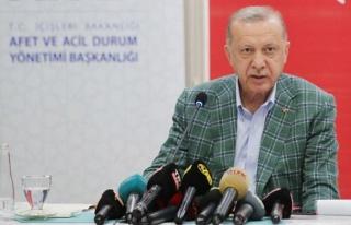 1 Kişin Gözaltına Alındığını Söyleyen Erdoğan:...
