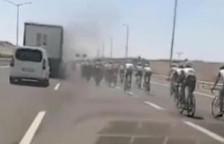 15 Temmuz Şehitleri Anma Bisiklet Yol Yarışı'nda...