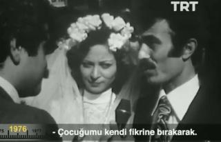 1976 Yılından Cadde Röportajı: Görücü Usulü...