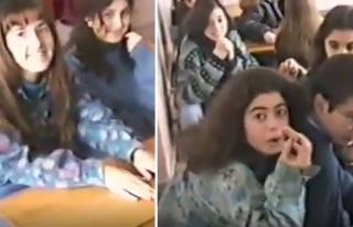 1995 Yılında Kartal Anadolu Lisesi'nde Kaydedilen...
