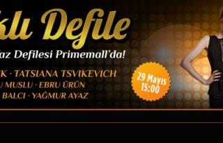 PRIMEMALL GAZİANTEP' ten FARKLI DEFİLE