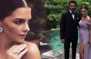Sosyal medya Pelin Karahan'ın yüzüğünü konuşuyor!