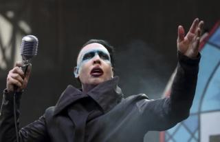 Marilyn Manson: 'Columbine katliamı kariyerimi mahvetti'