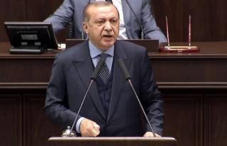 Cumhurbaşkanı Erdoğan: 'Babamın oğlu olsa kapıdan...