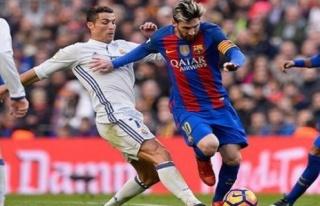 Ronaldo'dan Messi'ye telefon!