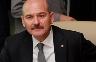 Süleyman Soylu: 'Yedi kaymakama ölüm tehdidi var'
