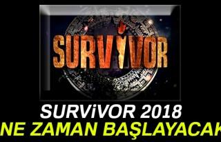 Survivor 2018 All Star ne zaman başlayacak ? 2018...