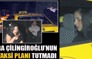 Zehra Çilingiroğlu yeni aşkıyla sobelendi