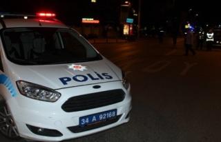 Bağdat Caddesinde sabaha karşı feci kaza!