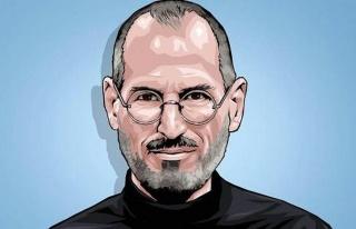 Steve Jobs'un iş başvurusu satışta