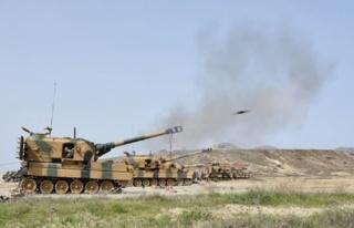 23 PKKlı terörist etkisiz hale getirildi