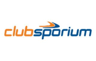 Club Sporium 2018 Mart Reklamı