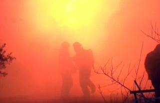 Azerbaycanda rehabilitasyon merkezinde yangın: 30...