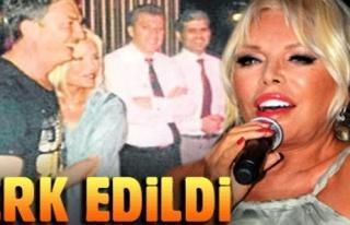 Bülent Çavuşoğlu Ajda Pekkan'ı terk etti!
